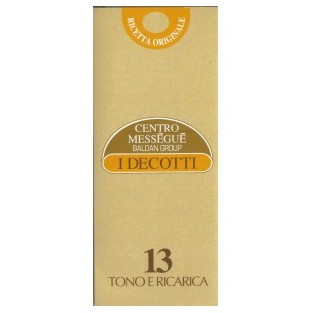 Centro Messegue Decotto n°13 tono e ricarica 500 ml
