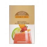 Bevanda ai frutti rossi Energy diet Centro Méssegué - 4 buste