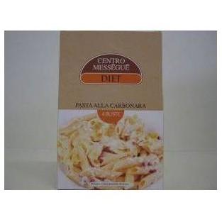 Pasta alla carbonara Energy diet Centro Méssegué - 4 buste