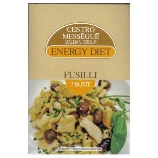 Fusilli Energy diet Centro Méssegué - 2 buste