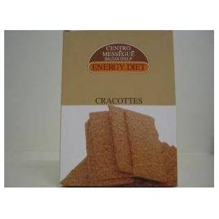 Cracottes Energy diet Centro Méssegué - 90 g