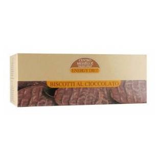 Biscotti al cioccolato Energy diet Centro Méssegué - 20 biscotti