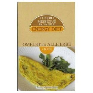 Omelette alle erbe Energy Diet Centro Méssegué - 4 buste