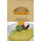 Omelette al formaggio Energy Diet Centro Méssegué - 4 buste