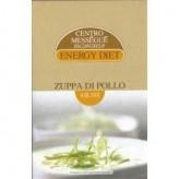 Zuppa di pollo Energy Diet Centro Méssegué - 4 buste