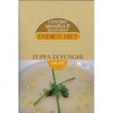 Zuppa di funghi Energy Diet Centro Méssegué - 4 buste