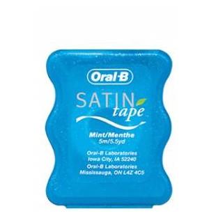 Filo interdentale Satin Tape Oral B - 25 mt