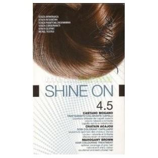 Colorazione Bionike Shine On - Castano mogano 4.5
