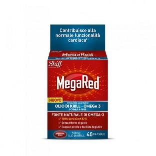 Olio di krill Omega 3 Megared - 20 capsule