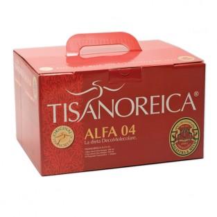 Kit Alfa Tisanoreica - 6 giorni