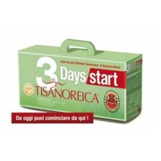Kit Start Tisanoreica - 3 giorni