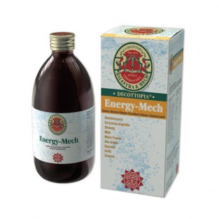 Energy Mech Tisanoreica - 500 ml