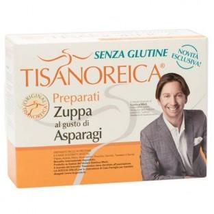 Zuppa al gusto di asparagi Tisanoreica senza glutine