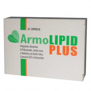 Armolipid Plus - 20 compresse