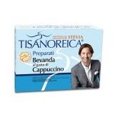 Bevanda con stevia al cappuccino Tisanoreica