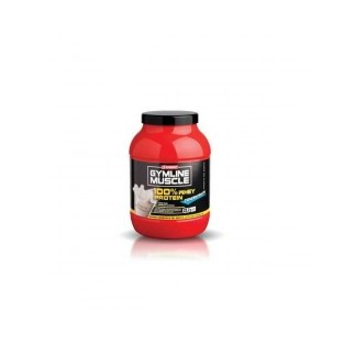 Proteine concentrate alla mandorla Enervit Gymline Muscle 100% Whey - 700 g