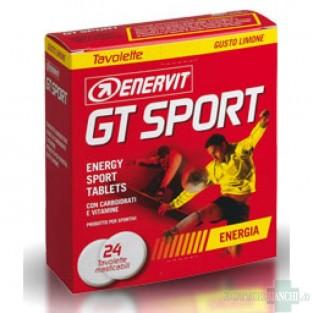 Enervit GT Sport - 24 tavolette