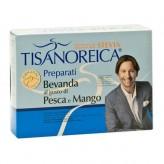 Bevanda alla pesca e mango con stevia Tisanoreica - 4 buste