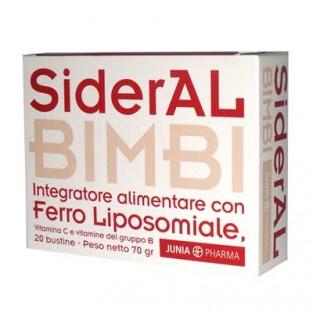 Sideral bimbi - 20 bustine