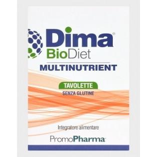 Multinutrient Dima Biodiet - 15 tavolette