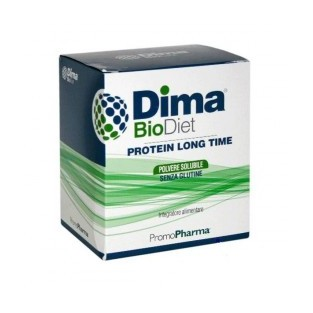 Protein Long Time Dima Biodiet - 15 buste