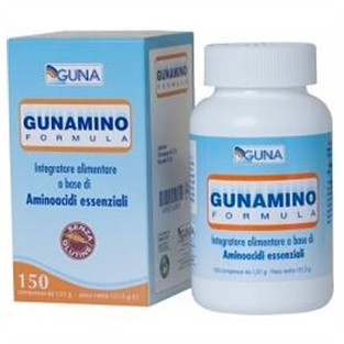 Gunamino Formula Guna - 150 compresse