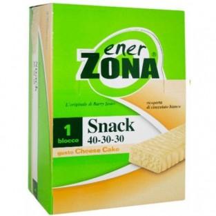Barrette al cheesecake Enerzona - 30 pezzi