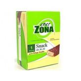 Barrette al gusto crispy vanilla Enerzona - 30 pezzi