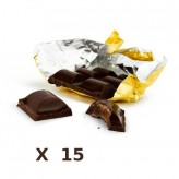 Cioccolata Protochoc Ciao Carb - 15 pezzi
