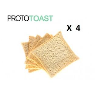 Toast Ciao Carb - 4 pezzi