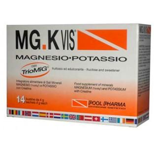 Integratore salino Mg.K Vis - 14 bustine