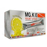 Mg.K Vis Pocket - 12 stick