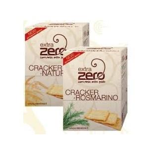Crackers al naturale Extra Zero - 3 porzioni