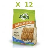 Cofanetto frollini al cocco Enerzona - 12 pack