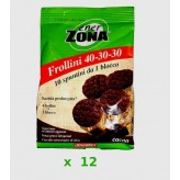 Cofanetto frollini al cacao Enerzona - 12 pack