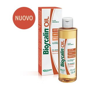 Bioscalin Oil Shampoo Nutriente - 200 ml