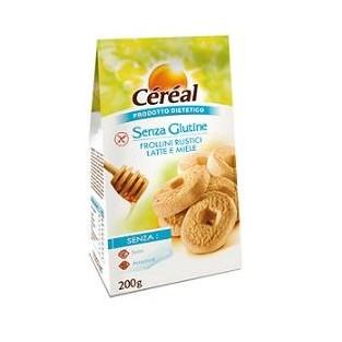 Frollini rustici latte e miele Céréal - 200 g
