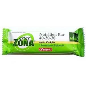 Nutrition Bar Enerzona alla vaniglia