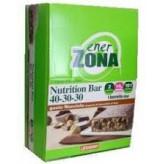 Barrette alla nocciola Enerzona Nutrition bar - 20 pezzi
