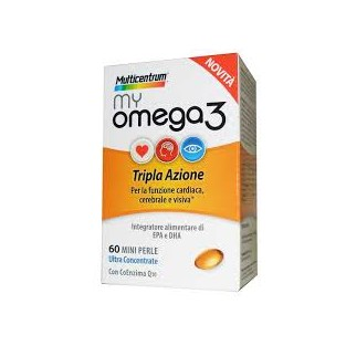 Multicentrum My Omega 3 - 60 capsule
