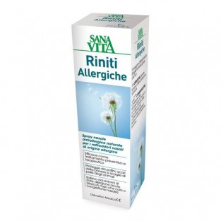 Sanavita riniti allergiche - 10 ml