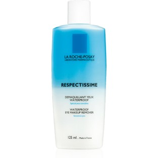 Struccante occhi waterproof Respectissime La Roche Posay - 125 ml
