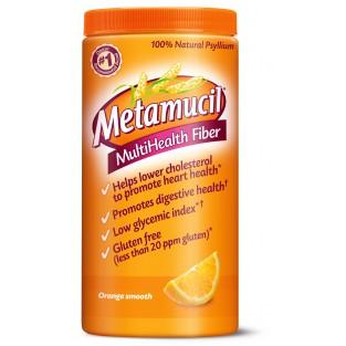 Metamucil al gusto arancia - 30 dosi