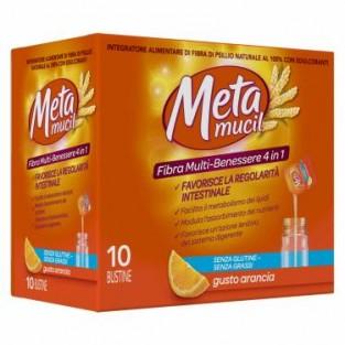 Metamucil gusto arancia - 10 bustine