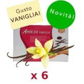 Kit Promo: 6 confezioni Amin 21 K Vaniglia
