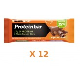 Proteinbar Superior Choco Named - Box 12 pezzi