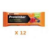 Proteinbar Superior Frutti di bosco Named - Box 12 pezzi