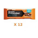 Superproteinbar Superior Choco Named - Box 12 pezzi