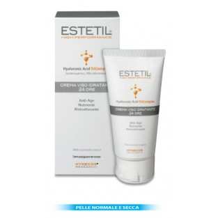 Crema idratante 24 ore Estetil - 50 ml