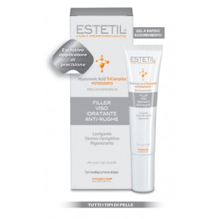 Filler viso idratante antirughe Estetil - 15 ml